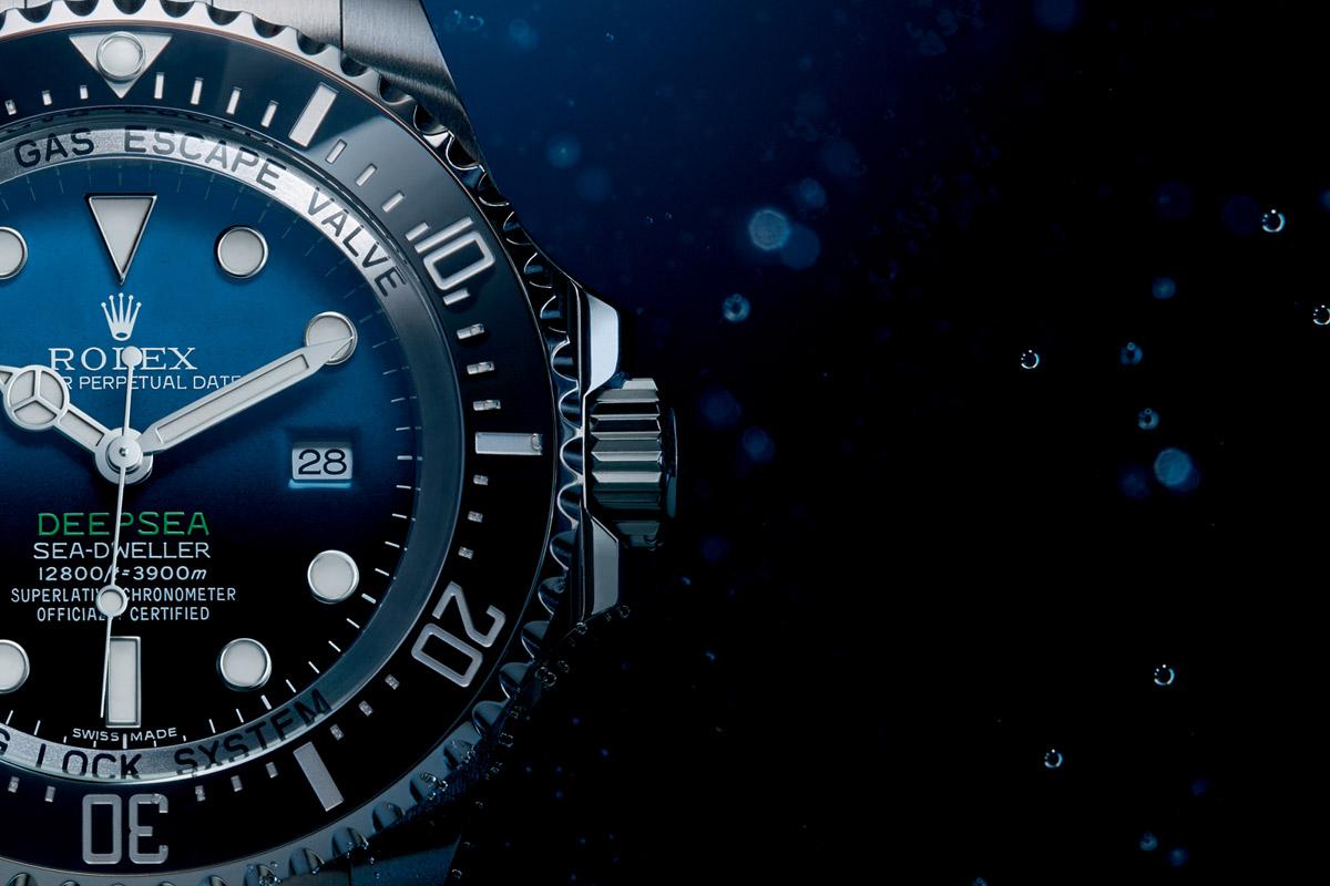 Rolex Deepsea Sea Dweller D-Blue Dial - 1