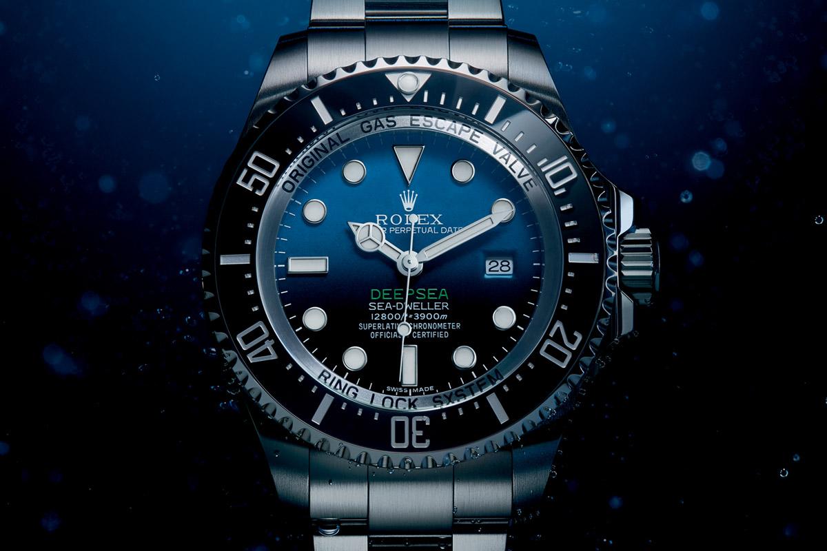 Rolex Deepsea Sea Dweller D-Blue Dial - 2
