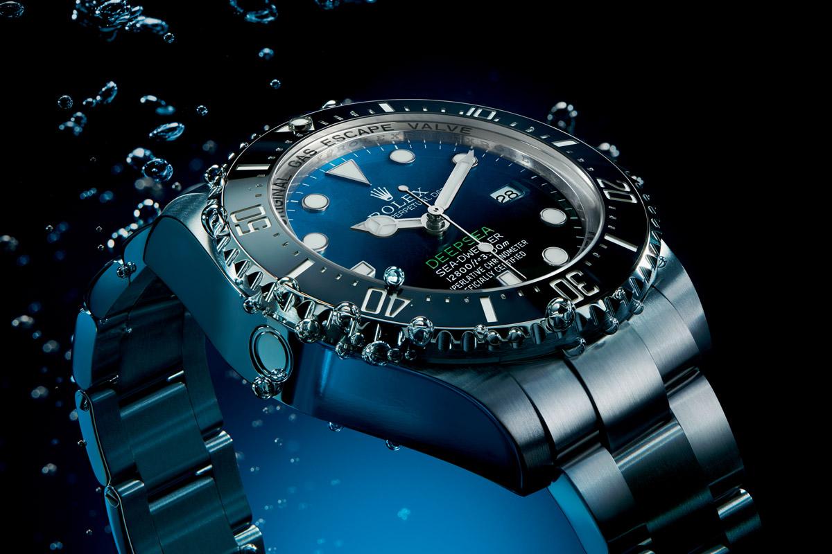Rolex Deepsea Sea Dweller D-Blue Dial - 3