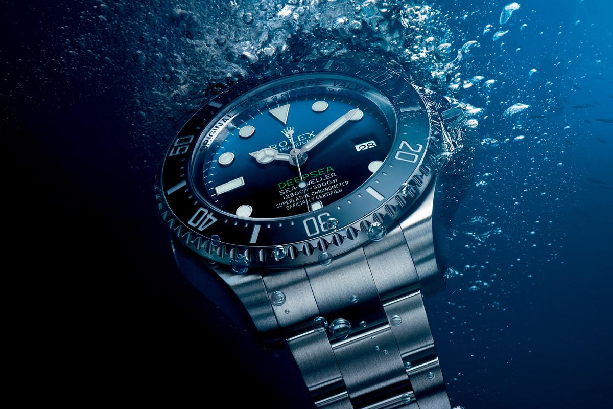 Rolex Deepsea Sea Dweller D-Blue Dial - 4