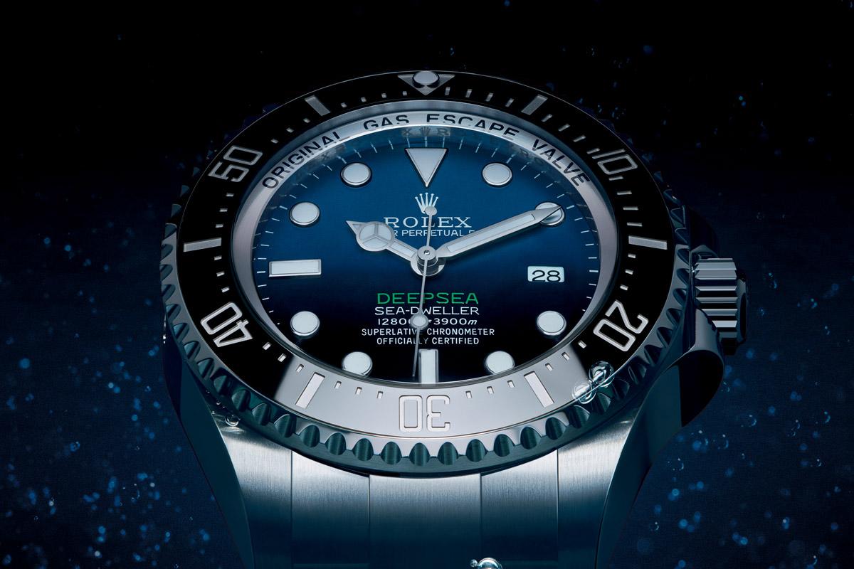 Rolex Deepsea Sea Dweller D-Blue Dial - 5