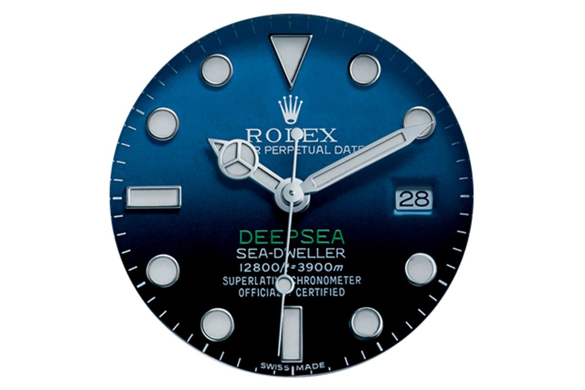 Rolex Deepsea Sea Dweller D-Blue Dial - 6