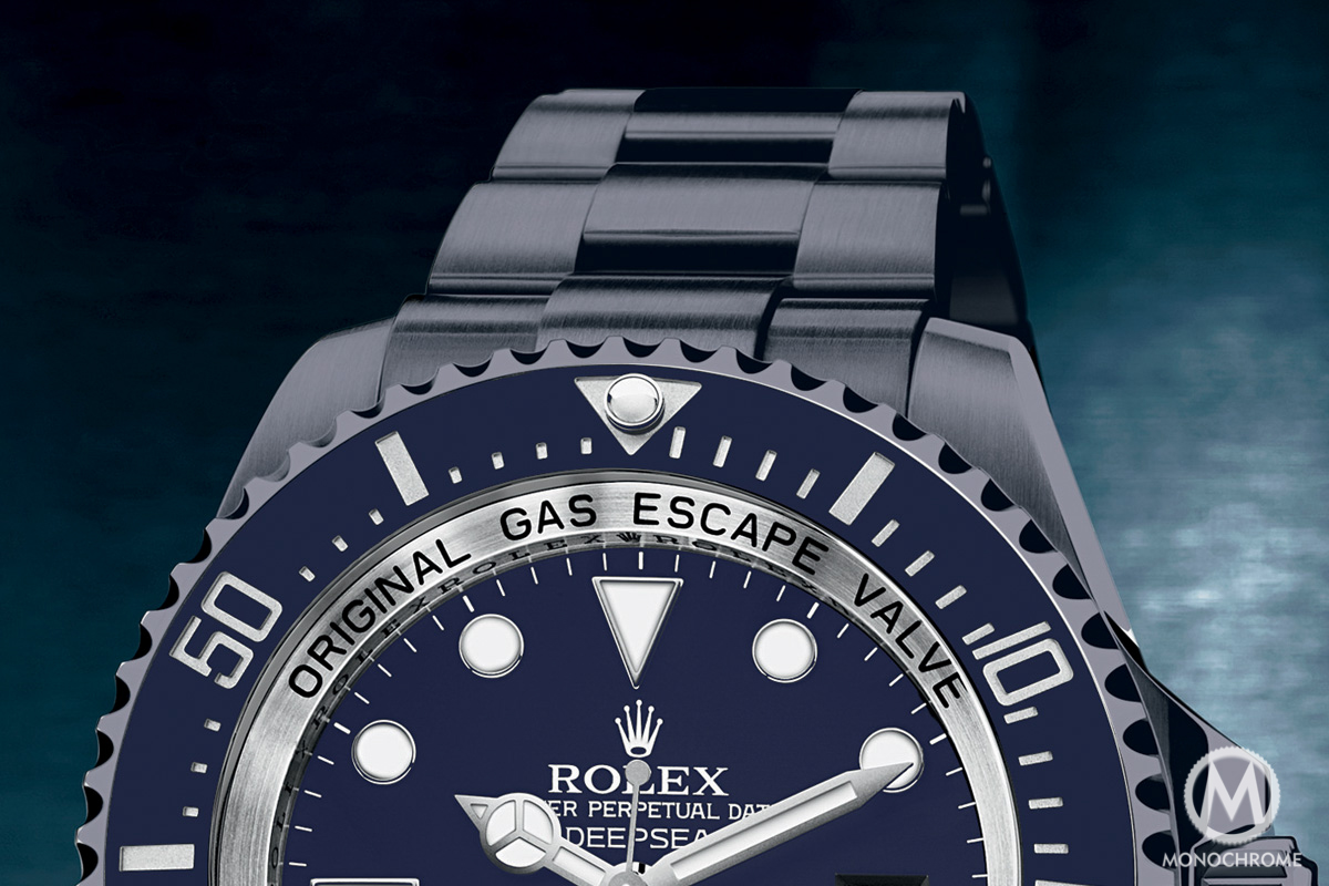 Rolex Sea-Dweller Deepsea Blue - 1
