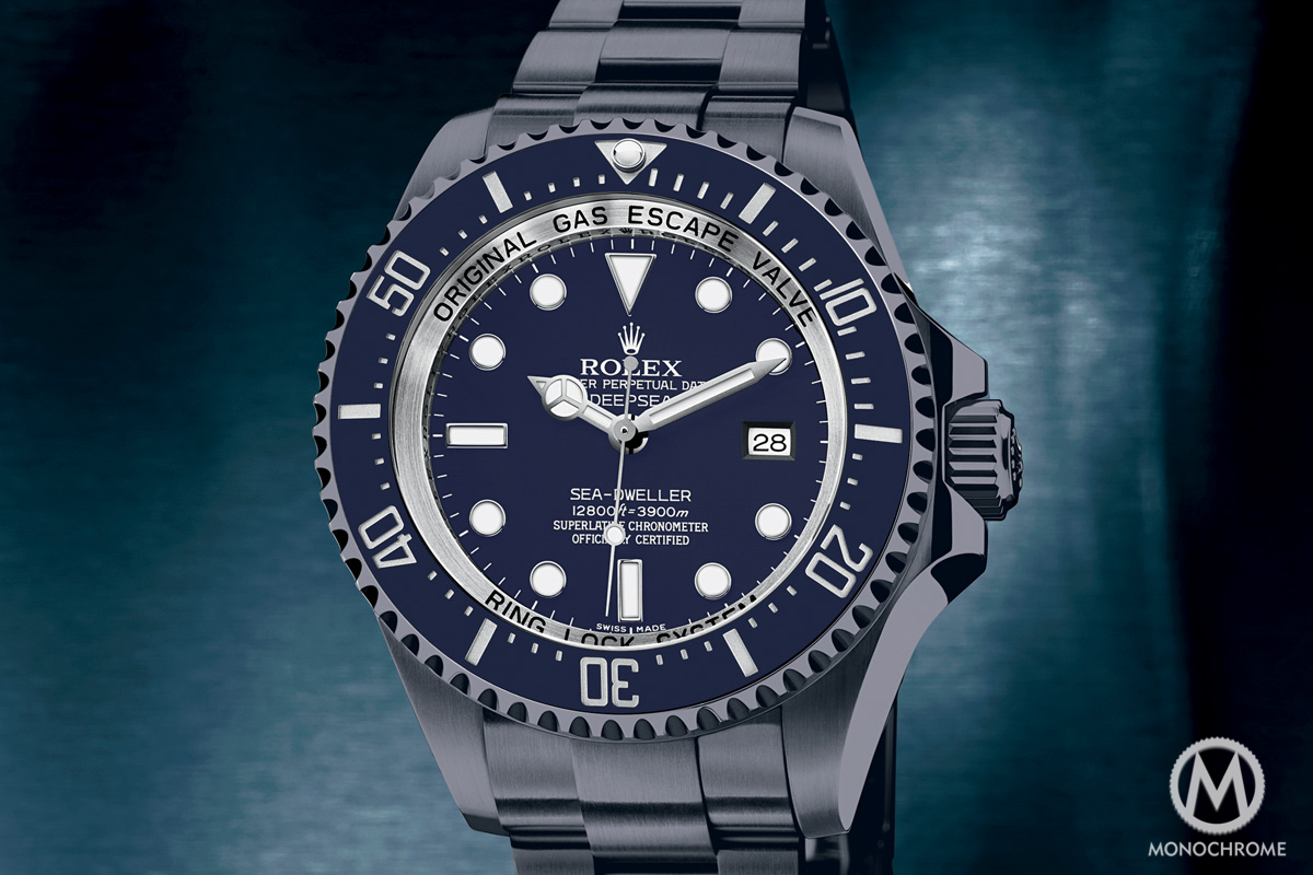 Rolex Sea-Dweller Deepsea Blue -