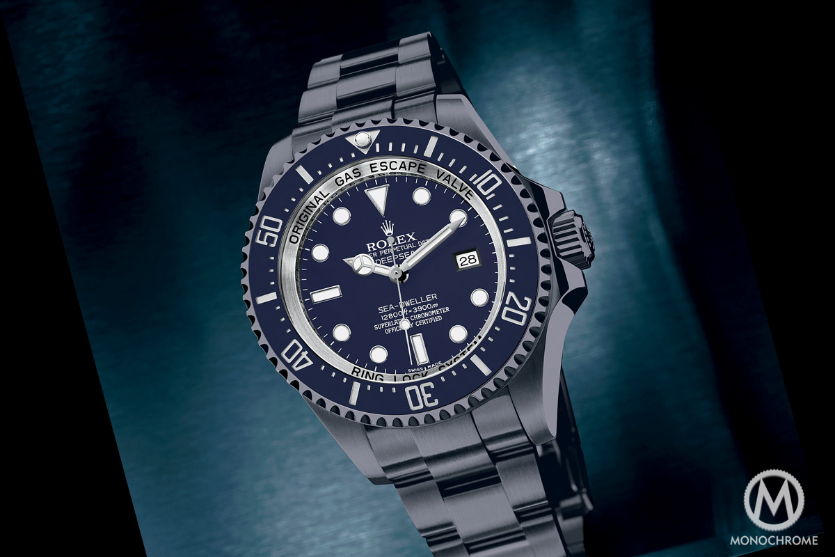 Rolex Sea-Dweller Deepsea Blue - 3