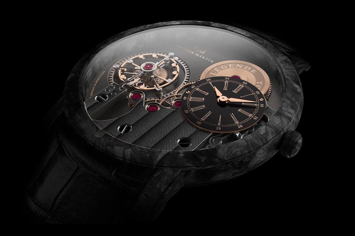 Roshan Martin Legende Tourbillon - 2