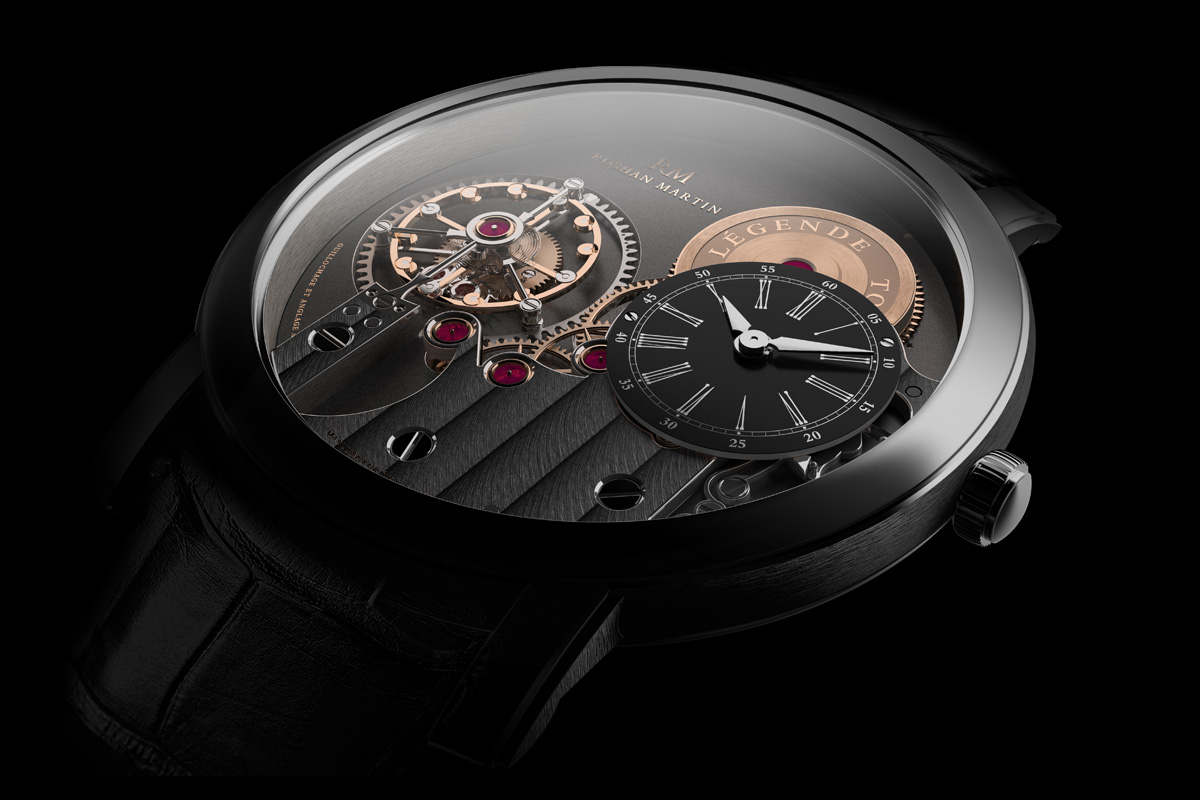Roshan Martin Legende Tourbillon - 4