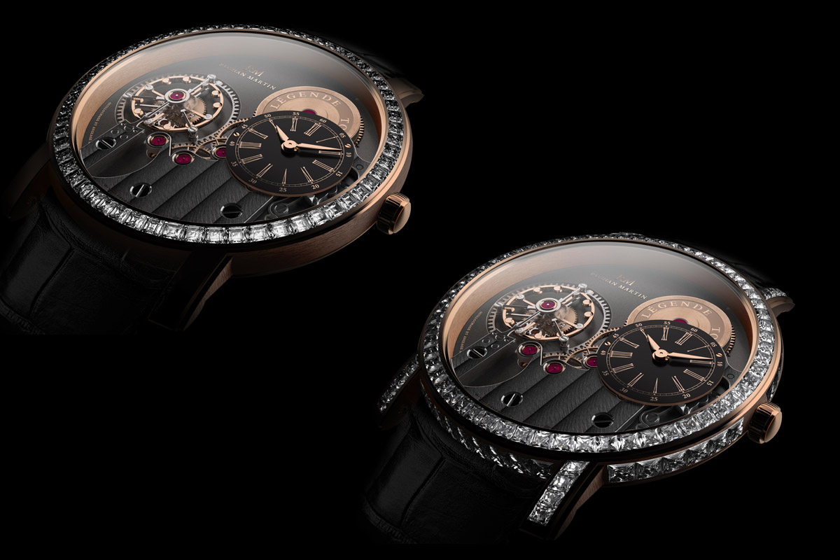 Roshan Martin Legende Tourbillon - 5
