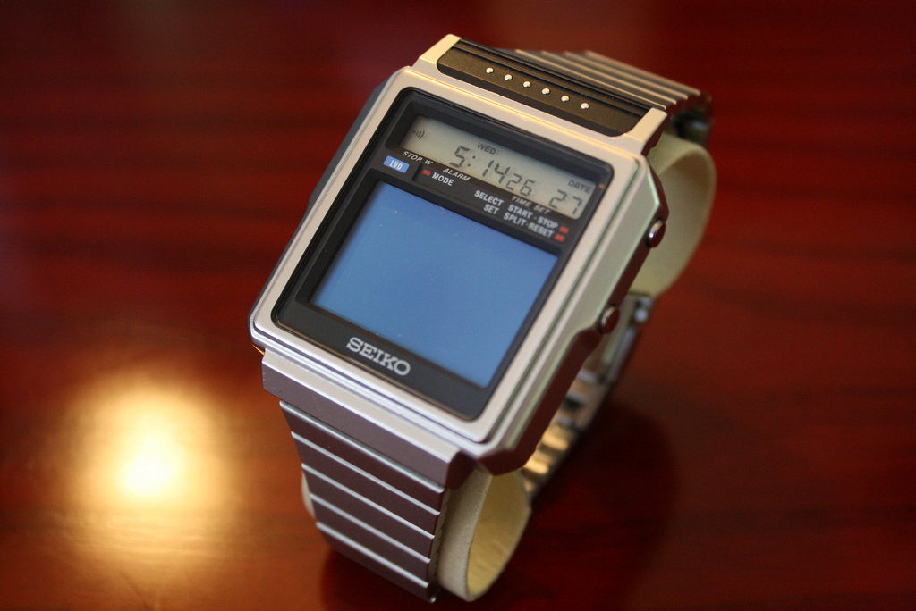 b5d575407fb9 The Seiko T001 – Mother Of All Smart Watches - Monochrome-Watches