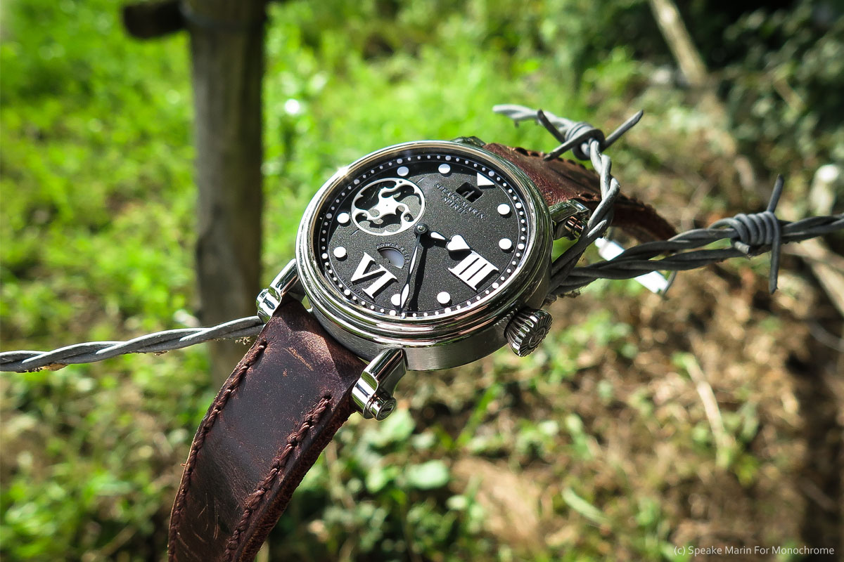 Speake Marin Spirit Wing Commander - 7
