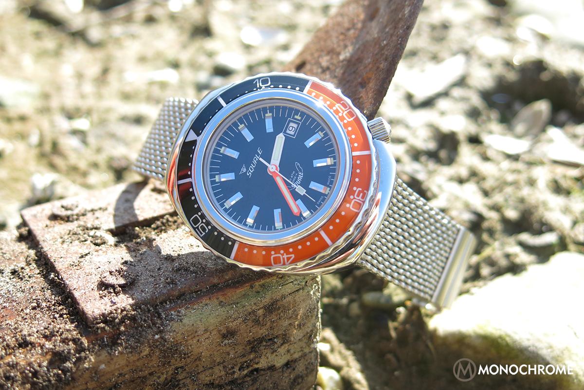 Squale-2002-diver-steel-orange-milanaise-1
