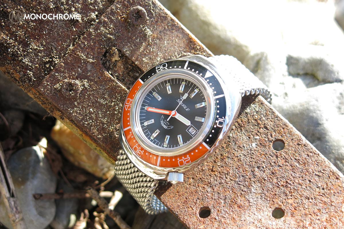 Squale-2002-diver-steel-orange-milanaise-5