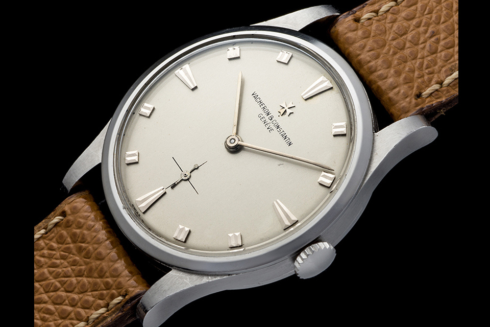 Vacheron stainless steel ref. 4217 - 1
