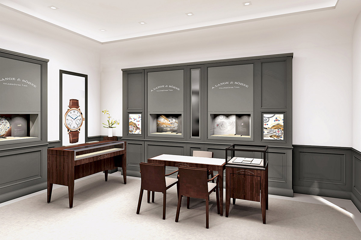A Lange & Sohne boutique moscow