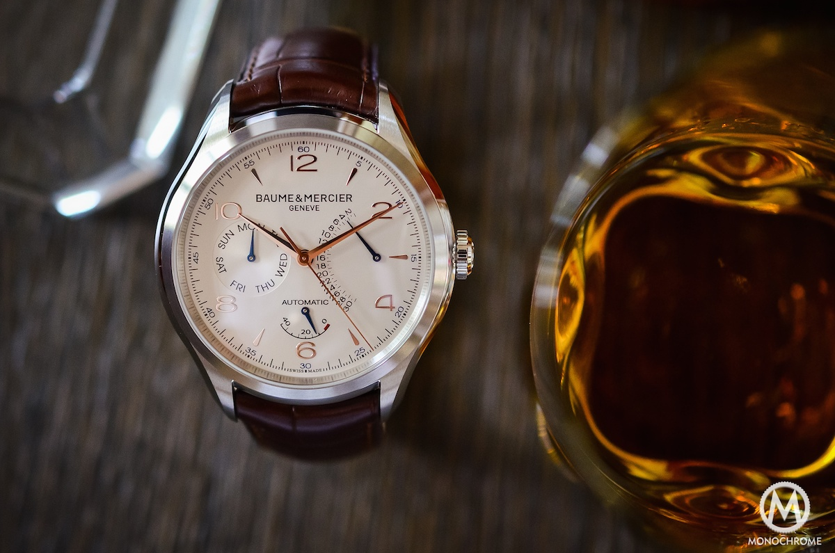 Baume & Mercier Clifton Retrograde Date - 1