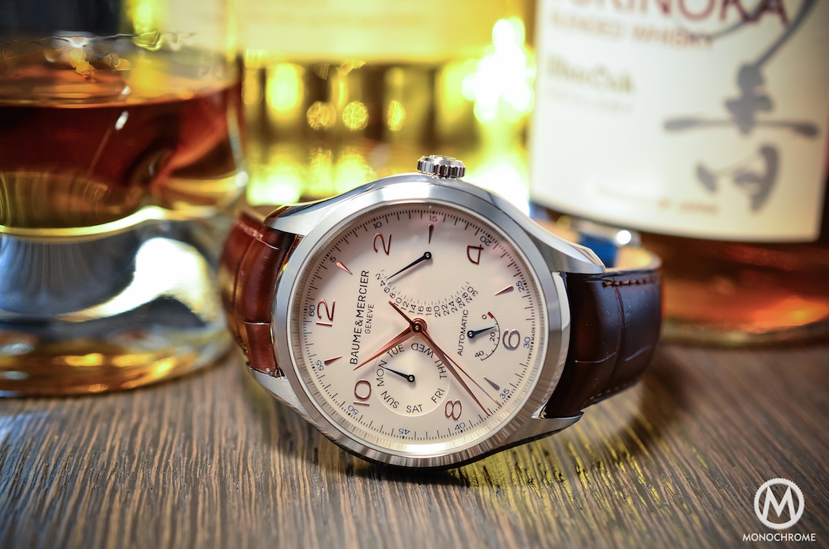 Baume & Mercier Clifton Retrograde Date - 7