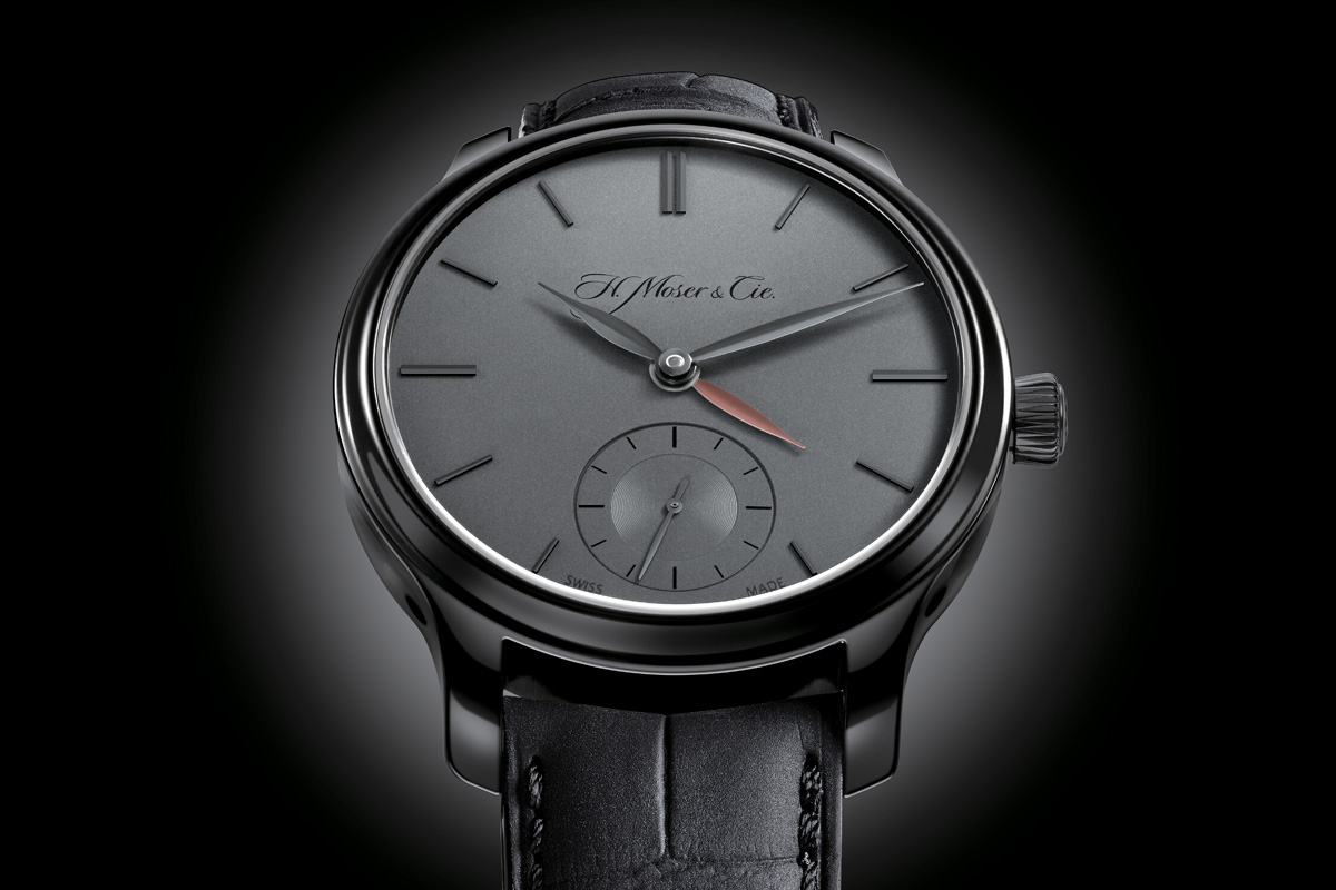 H Moser & Cie Endeavour Dual Time Special Edition - 2