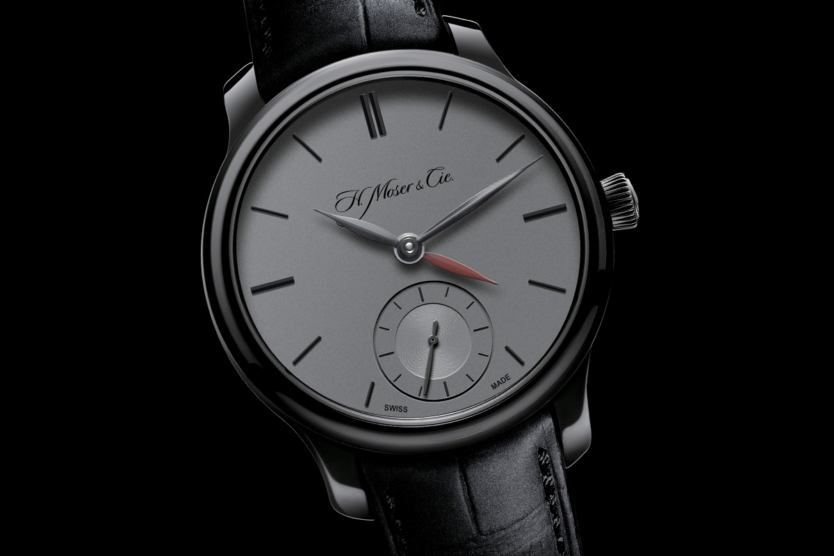 H Moser & Cie Endeavour Dual Time Special Edition - 3