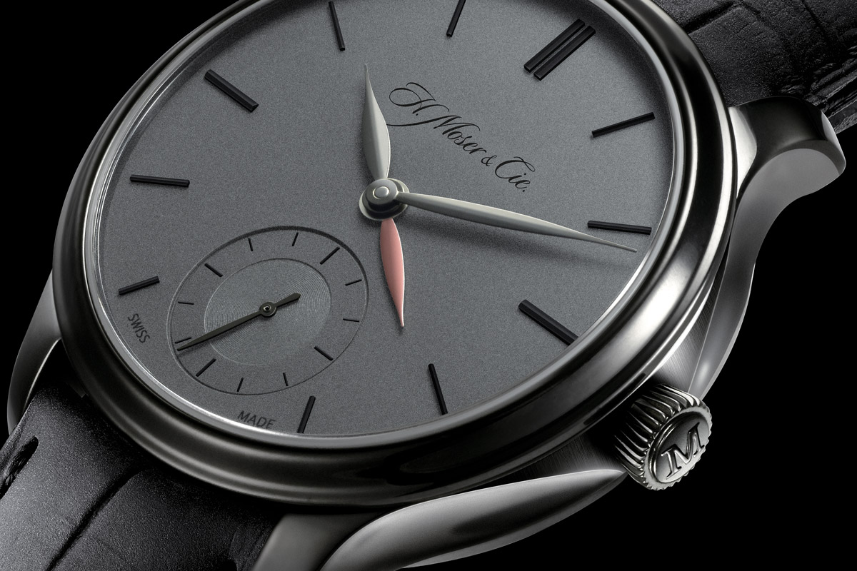 H Moser & Cie Endeavour Dual Time Special Edition - 4