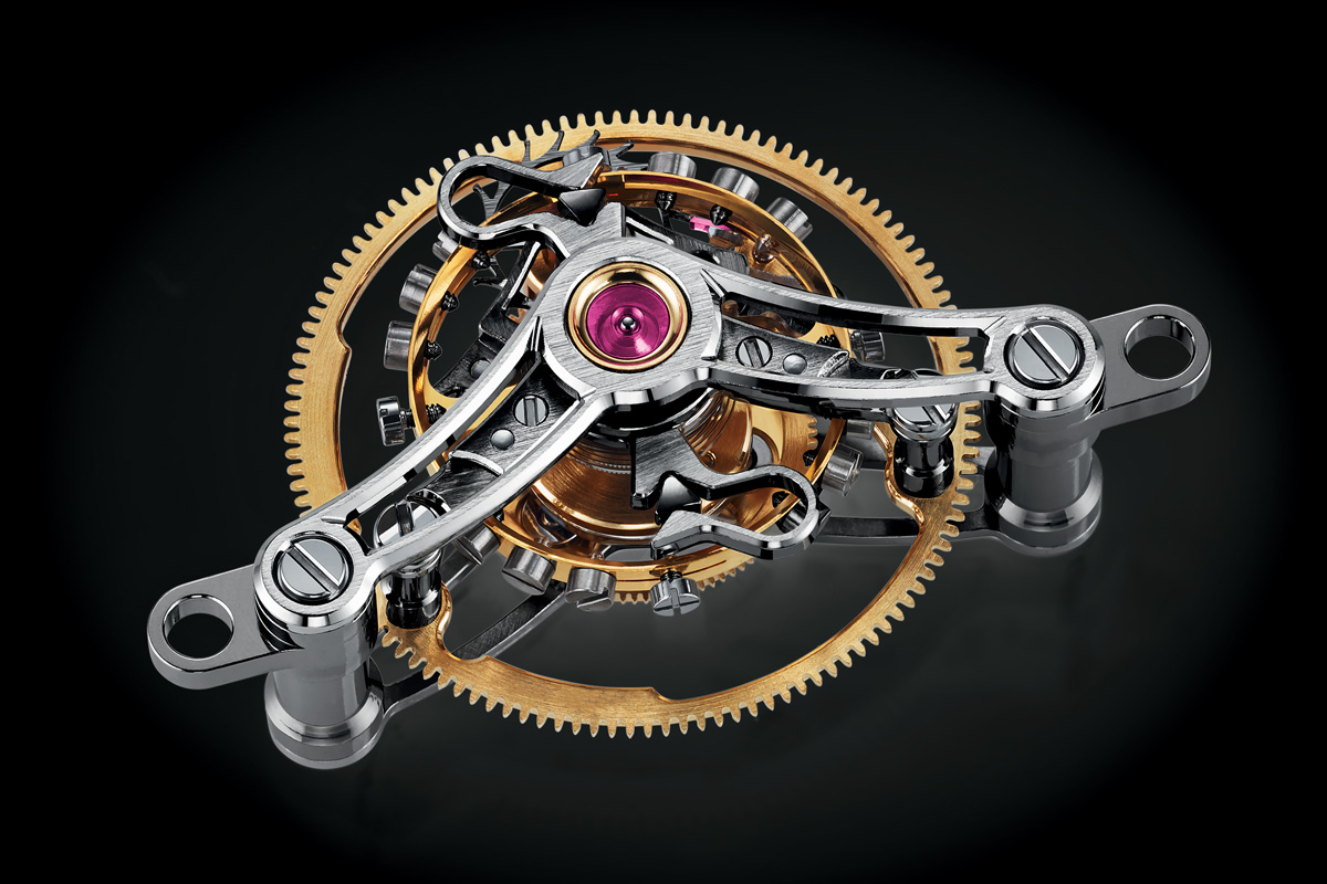 H Moser and Cie Venturer Tourbillon Dual Time - 3