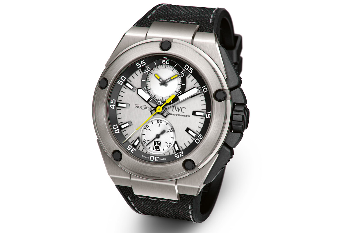 IWC Ingenieur Chronograph IW379603 Rosberg