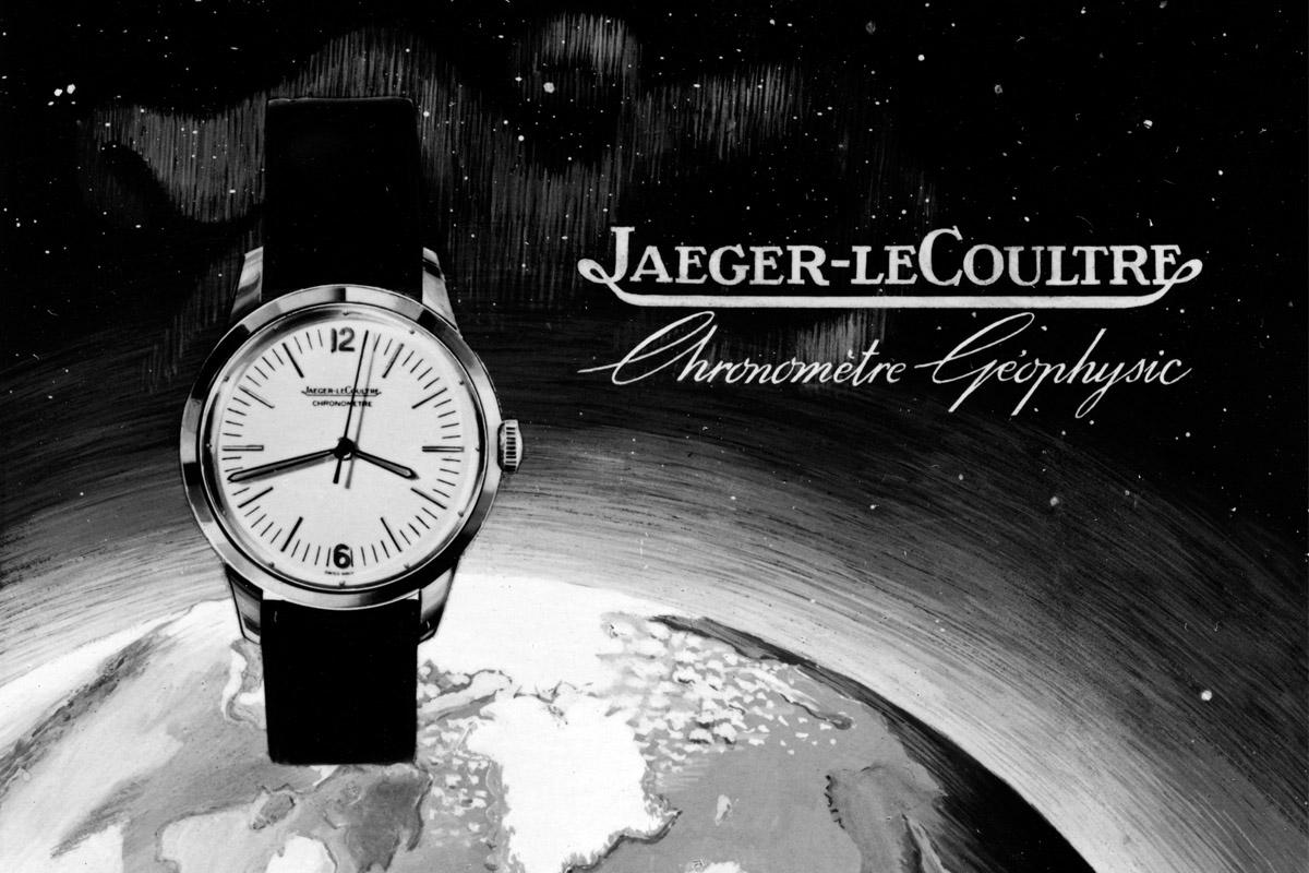 Jaeger Lecoultre Geophysic 1958 - 5