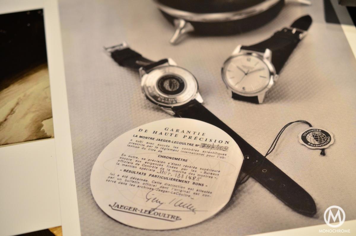 Jaeger Lecoultre Geophysic chronometer - 1