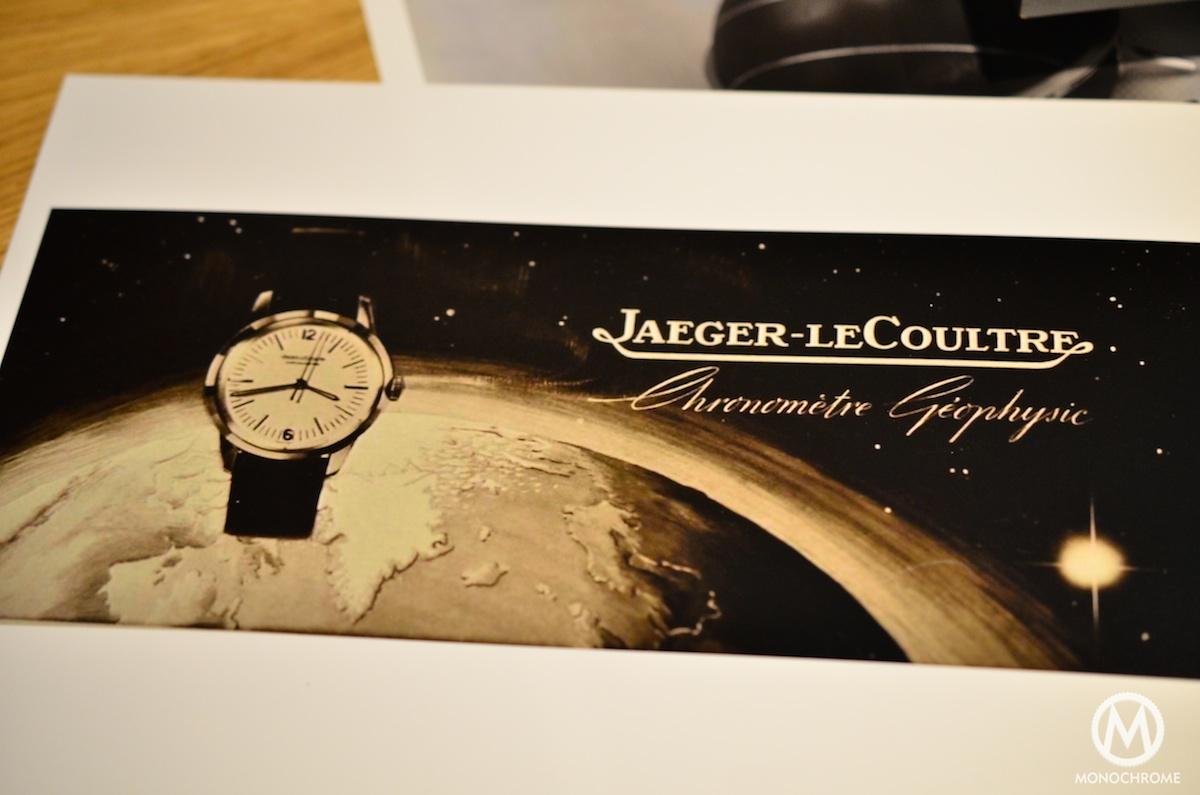 Jaeger Lecoultre Geophysic chronometer - 2