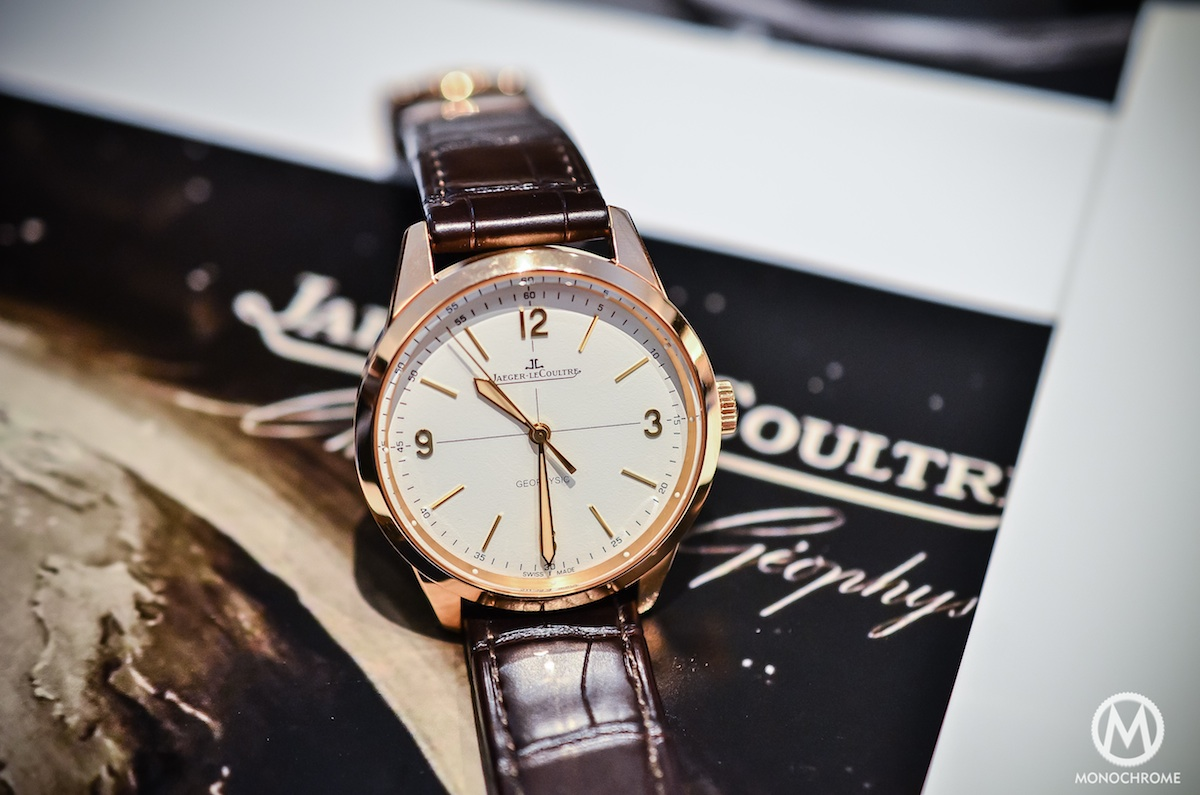 Jaeger Lecoultre Geophysic chronometer tribute 2014 Pink Gold - 7