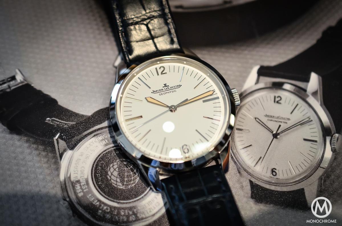 Jaeger Lecoultre Geophysic chronometer tribute 2014 Platinum - 1