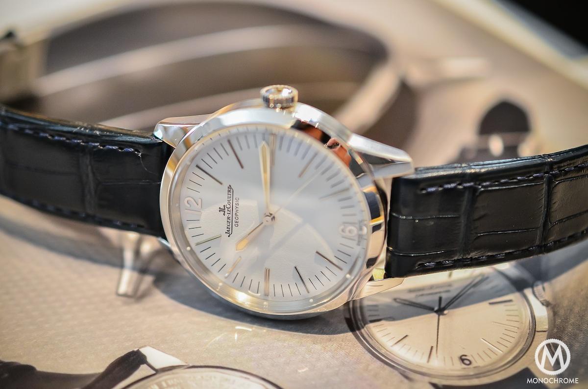 Jaeger Lecoultre Geophysic chronometer tribute 2014 Platinum - 3