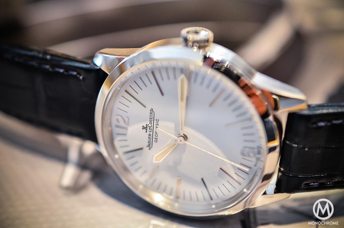 Jaeger Lecoultre Geophysic chronometer tribute 2014 Platinum - 4