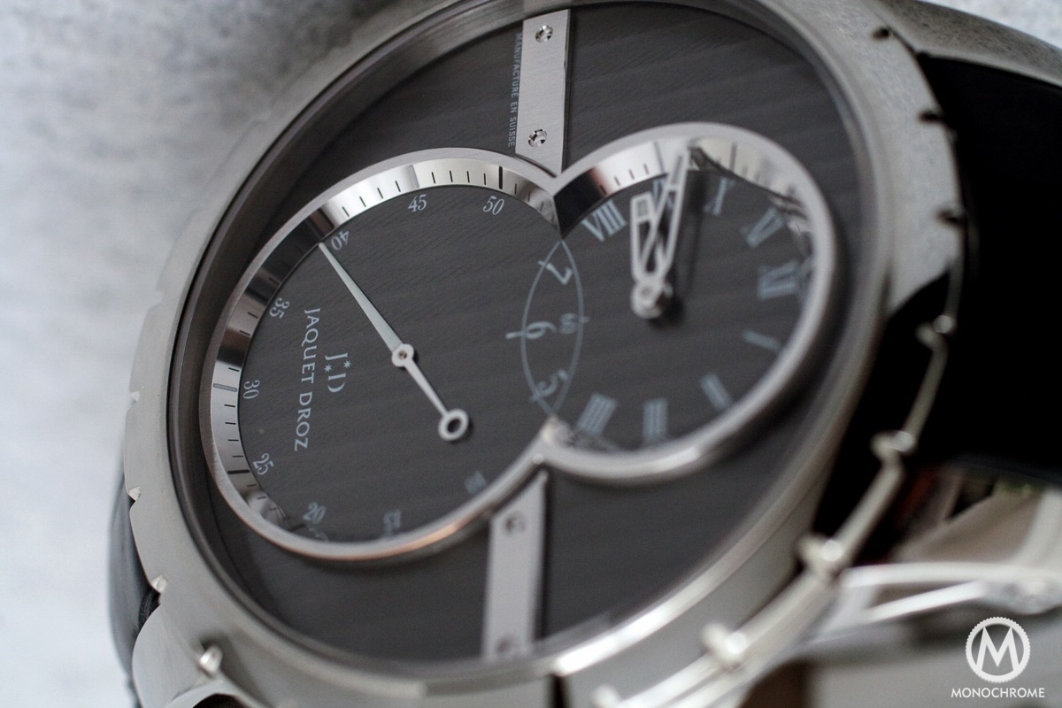 Jaquet Droz Grand Seconde SW - 16