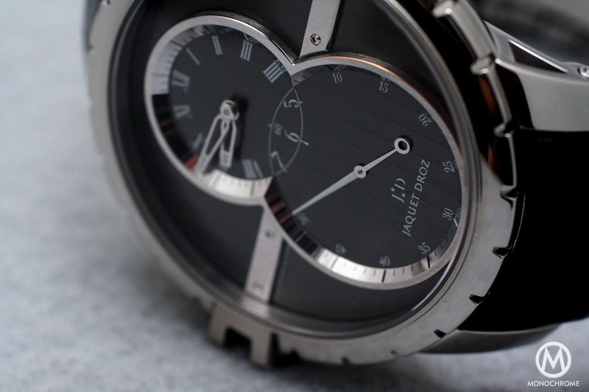 Jaquet Droz Grand Seconde SW - 17