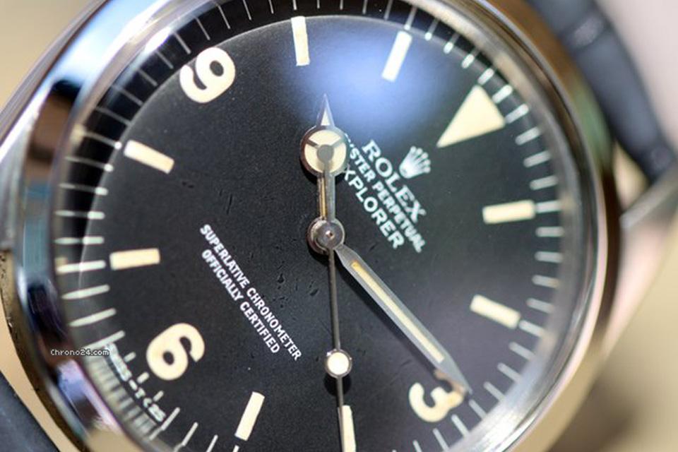 Rolex Explorer 1 1016