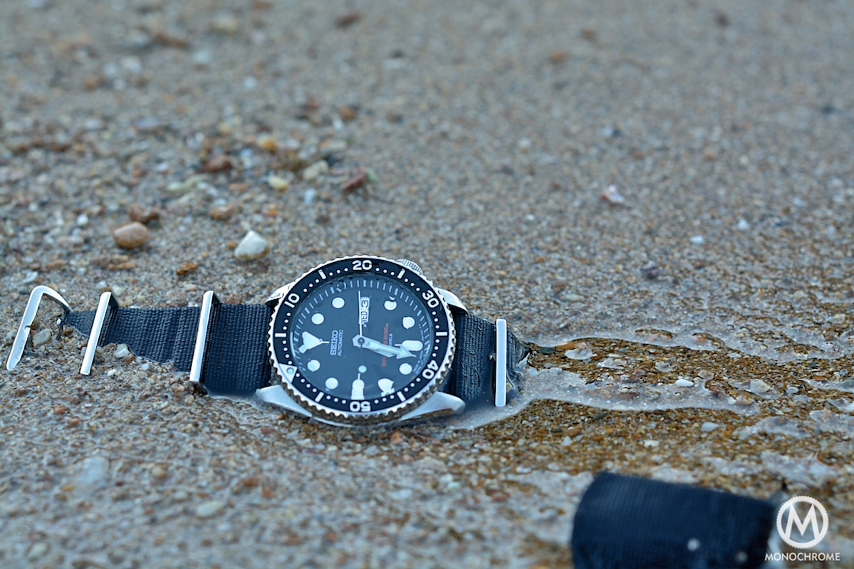 The Seiko SKX007 and its family of Seiko Beater Divers