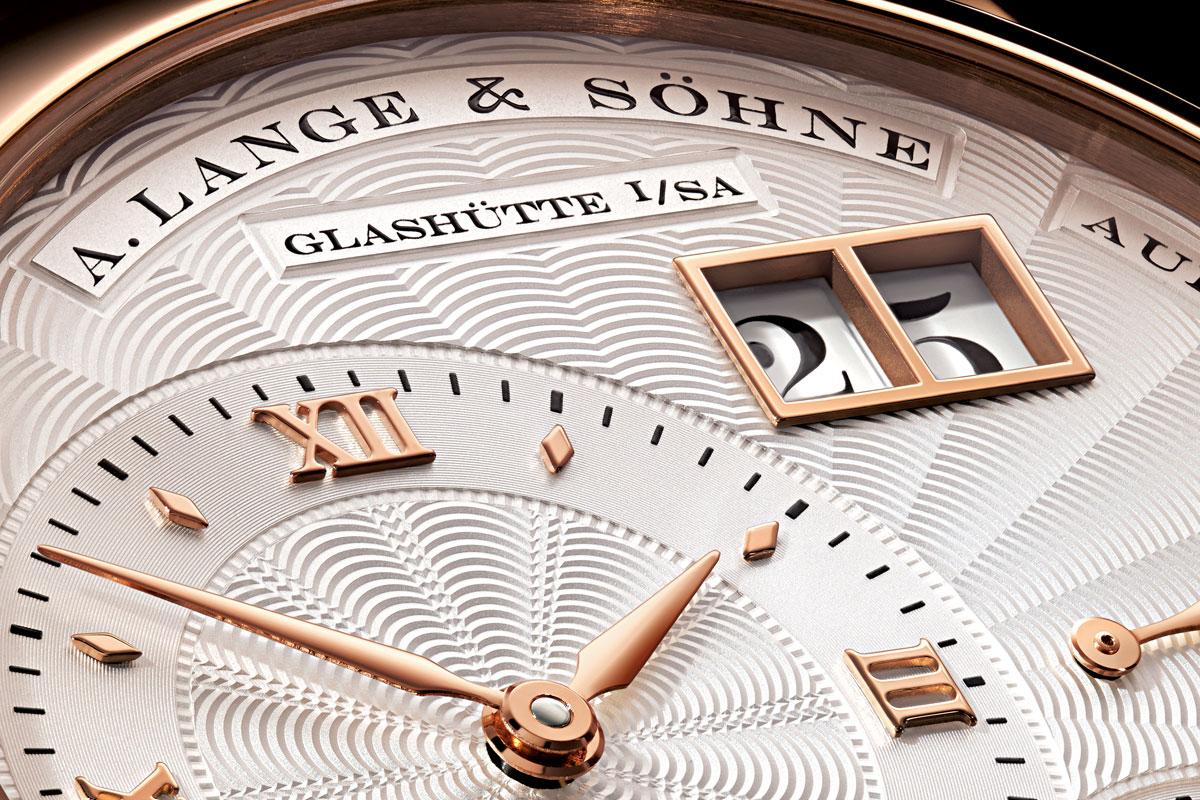 Lange & Söhne Lange1 20th anniversary set