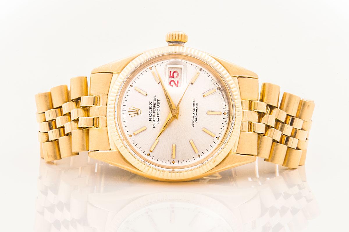 Rolex Datejust ref.6305 Eisenhower