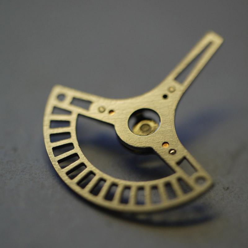 Sarpaneva tourbillon mechanism