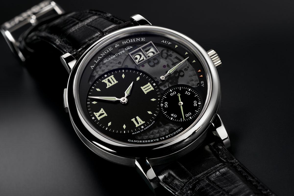 "2012 - Grand Lange 1 ""Lumen"" (limited to 200 watches)"