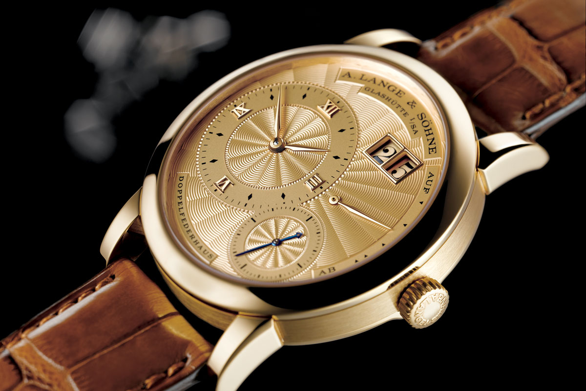 1998 - Lange 1A (limited to 100 watches)