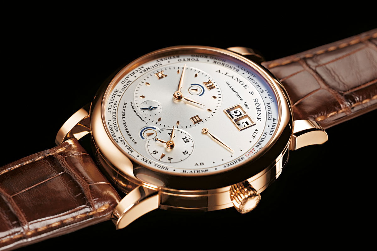 2005 - Lange 1 Time Zone