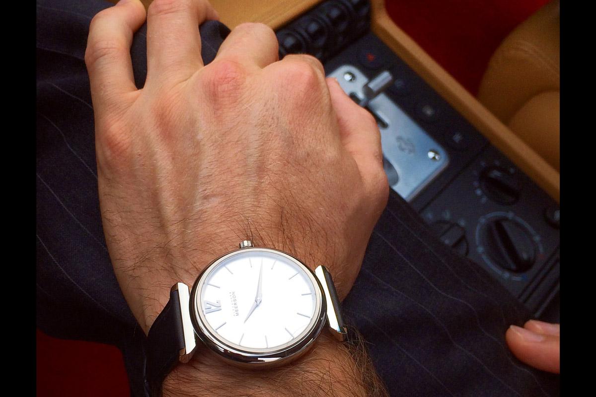 Alexandre Meerson Altitude Premiere classic titanium