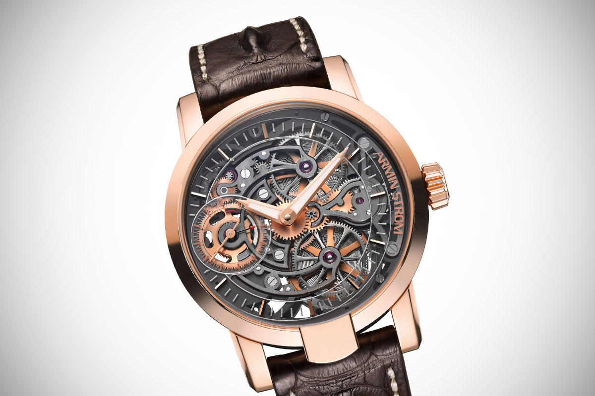 Armin Strom Skeleton Pure Fire - 1