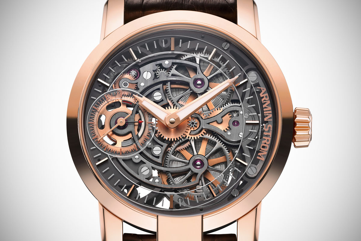 Armin Strom Skeleton Pure Fire - 2