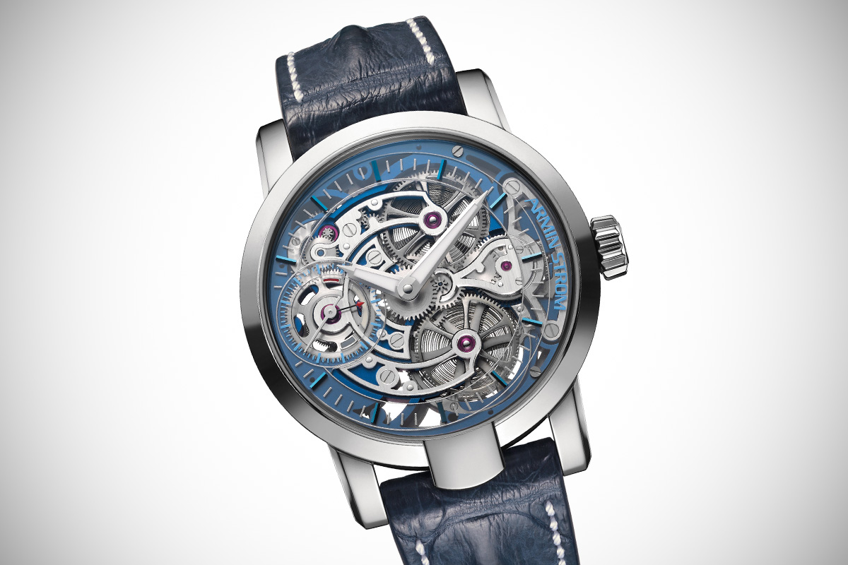 Armin Strom Skeleton Pure Water - 1