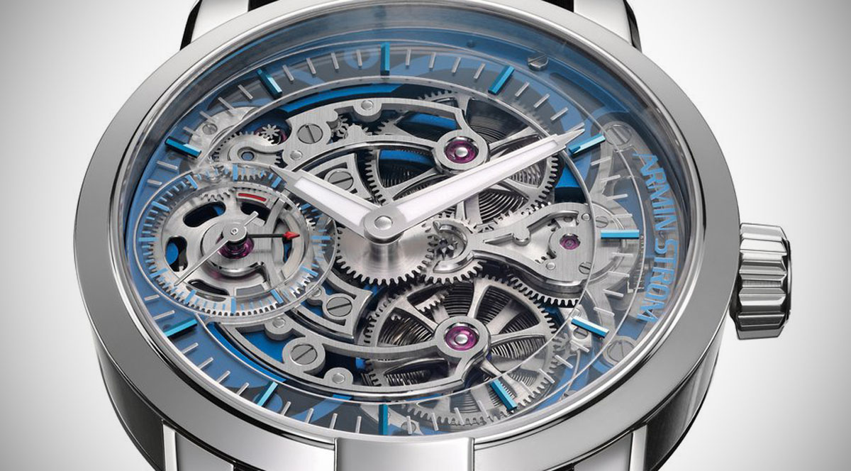 Armin Strom Skeleton Pure Water - 2