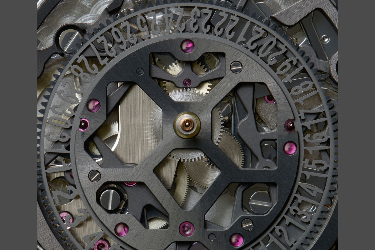 BELL & ROSS BR-X1 SKELETON CHRONOGRAPH - 8