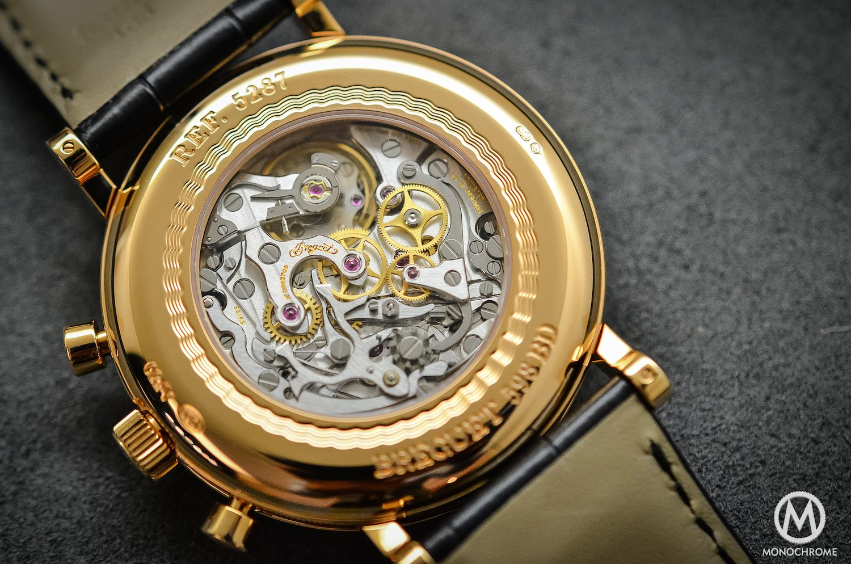 Breguet Classique Chronograph 5287 pink gold black dial - 3