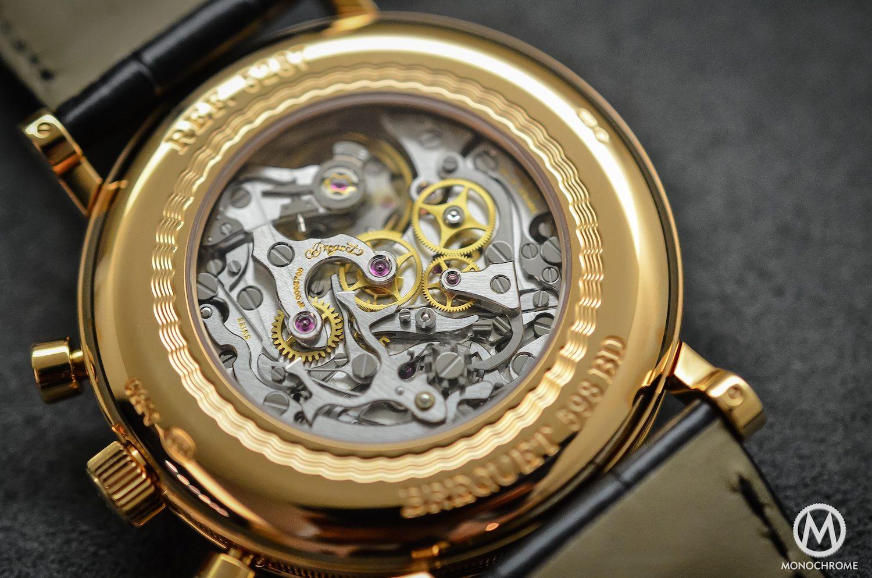 Breguet Classique Chronograph 5287 pink gold black dial - 4